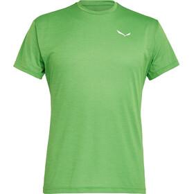 Salewa Puez Melange Dry Shortsleeve Shirt Men green
